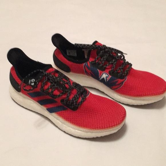 d7152d6ed55 adidas Shoes   New Speedfactory Am4 Nhl Capitals Mens Sz 8   Poshmark